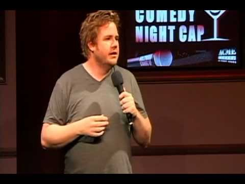 HOLLYWOOD STANDS UP: Comedy Night Cap 101111