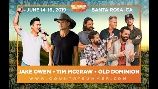 Country Summer 2019 Official Video
