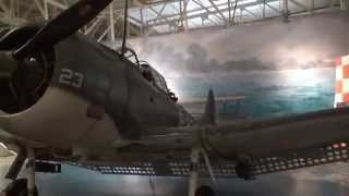 Douglas SBD Dauntless (Dive Bomber)