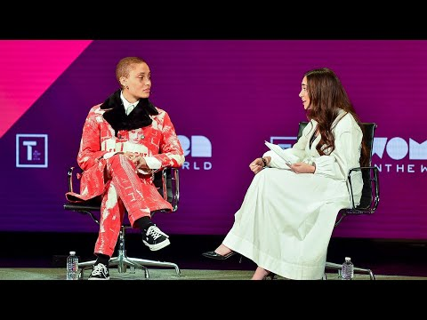 A Conversation with Adwoa Aboah - YouTube