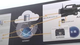 【Inter BEE 2013】パナソニックシステムネットワークス