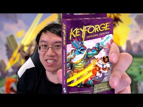 How To Play KeyForge!