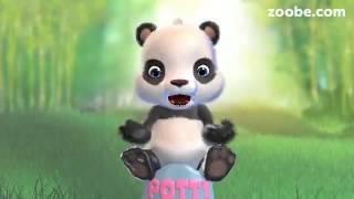 Туалет Панда(казакша прикол)
