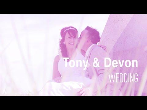 Tony & Devon Wedding Film