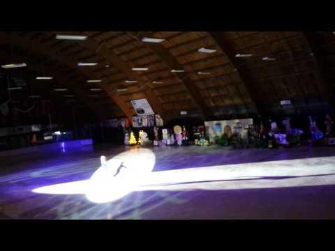 Sean Rabbitt - The Rinks Anaheim Ice Christmas