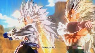 Dragon Ball Xenoverse Gameplay Walkthrough SSJ5 Ultimate Fusion [Episode 1]