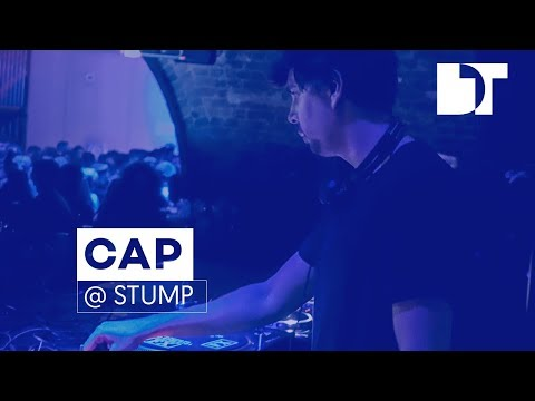 Cap at Stump, London (UK) (The Steelyard)