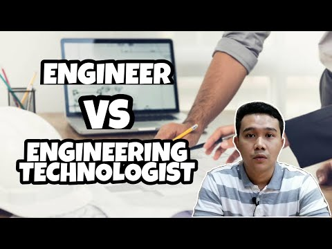 Beza Engineer dan Engineering Technologist