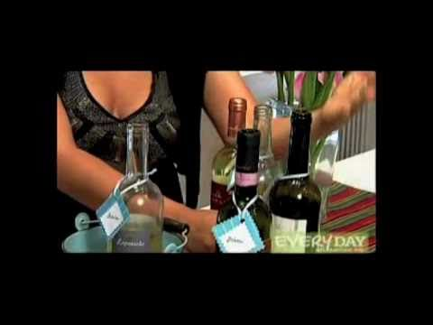 HOW TO SET UP A WINE BAR AT HOME YouTube