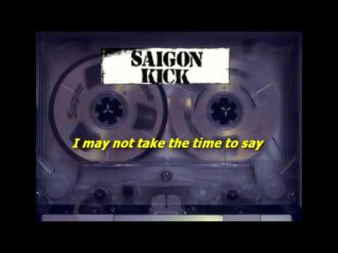 Saigon Kick - I Love You (Special CHR Mix) + lyrics (HQ) Mp3