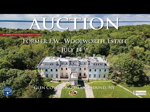 Winfield-Hall-Estate-Auction.-Oy-Order-of-the-Estate-of-Martin-T.-Carey.-Previously-Asking