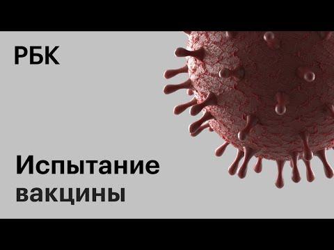 Добровольцам ввели вакцину от коронавируса. Начались добровольные испытания российской вакцины