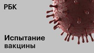 Добровольцам ввели вакцину от коронавируса Начались добровольные испытания российской вакцины