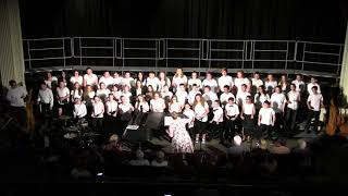 TRA 6th Grade Chorus - Ease on Down the Road - arr Jeff Funk