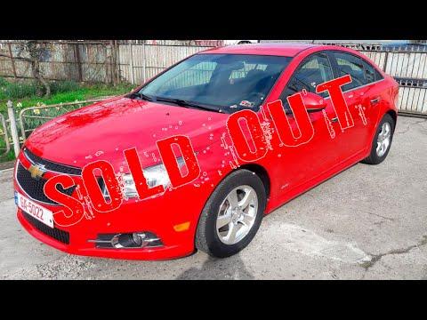 Chevrolet - Cruze (2011, 64000 Km, Tiptronic, Red)