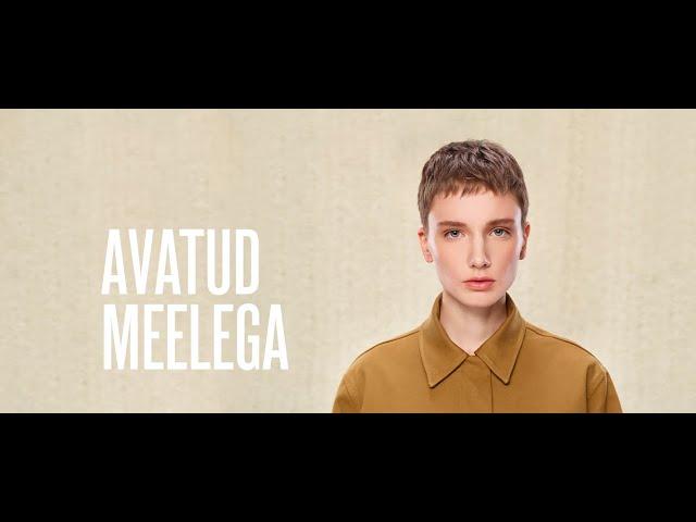 AVATUD MEELEGA