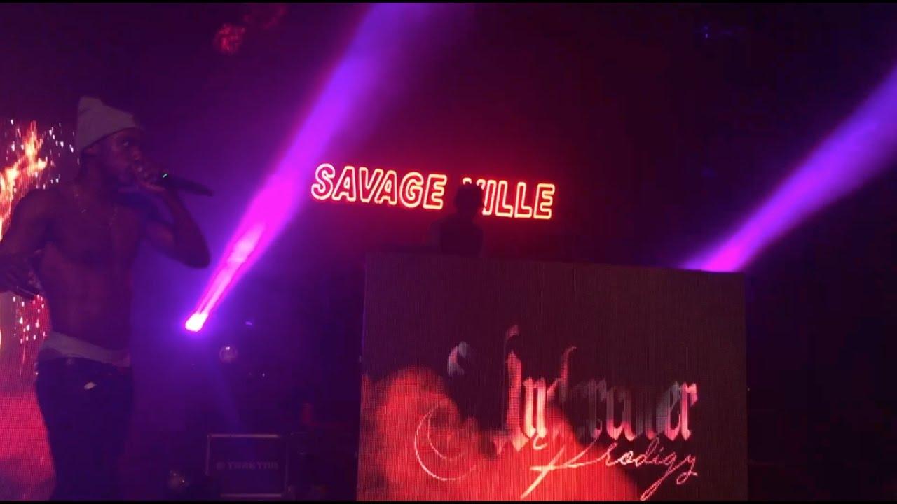 Hopsin Savageville Tour Seattle Youtube