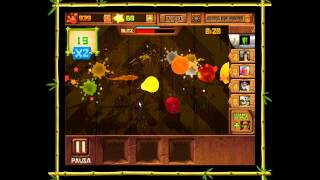 Fruit ninja pc gameplay By Luca Payne