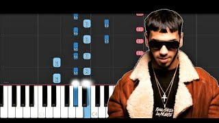 Anuel Aa Haze Amanece Piano Tutorial.mp3