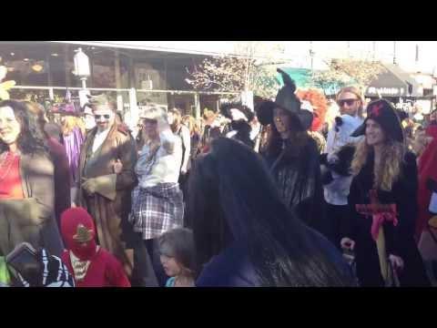 Ashland, Oregon Halloween Day Parade 2013