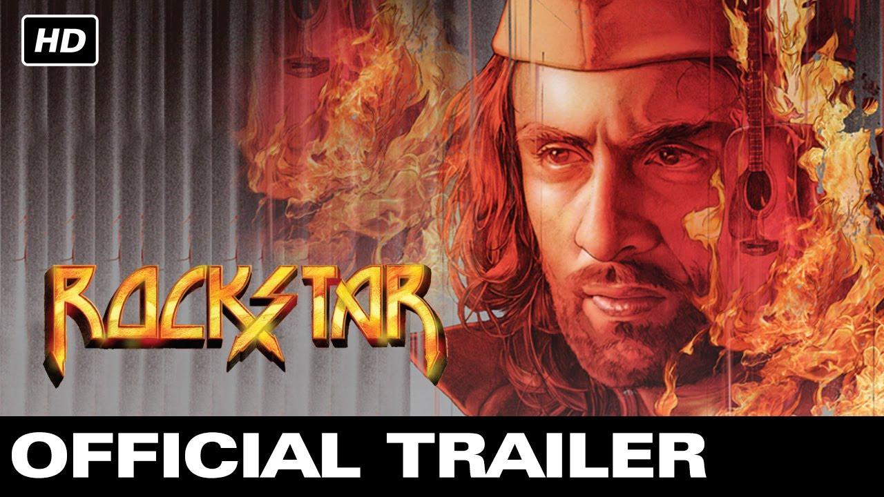 rockstar official trailer ranbir kapoor nargis fakhri imtiaz
