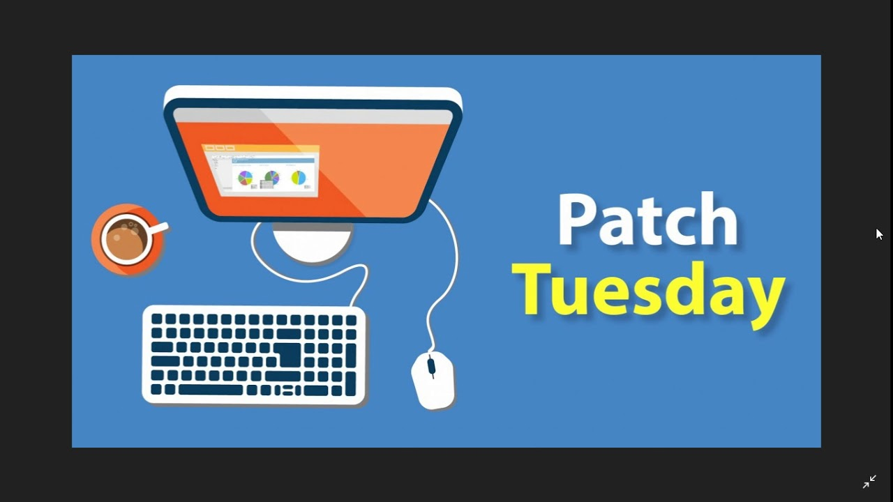 patch tuesday schedule october 2018