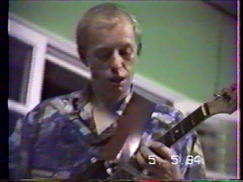 Xav' Blues Band - Texas Strut Gary Moore - 1994