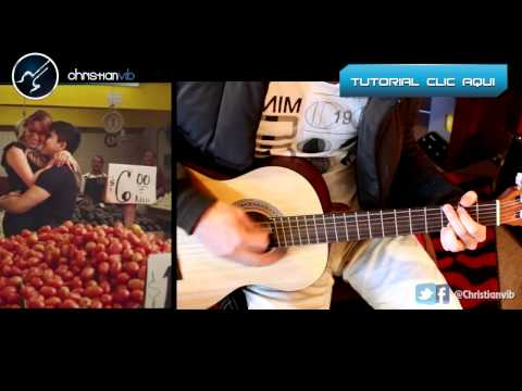 No te Creas Tan Importante - EL BEBETO - Acustico Guitarra Cover Demo Christianvib