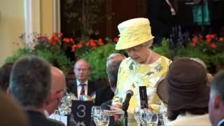 The Queen's speech at Belfast City Hall