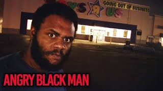 ANGRY BLACKMAN - TOYS R US CLOSING!  @DCIGS