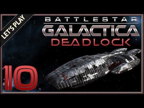 Battlestar Galactica Deadlock:  Battle of the Century