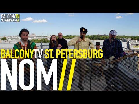 Смотреть клип NOM - VOROBEY (BalconyTV) онлайн бесплатно в качестве