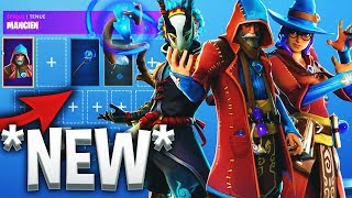 'NEW' Leaked Skins fortnite in Game / Patch 6.30 (Skin Castor, Taro, Elmira, Maki et Riot)