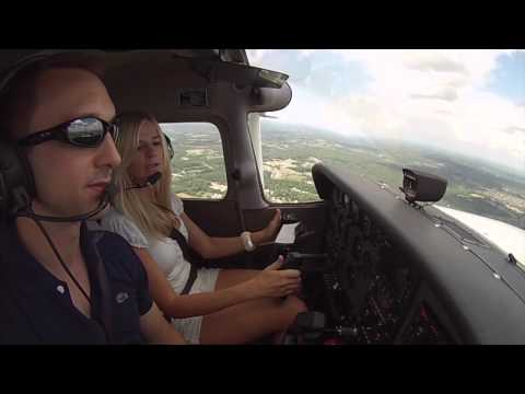 Will She Say Yes? Airplane Proposal