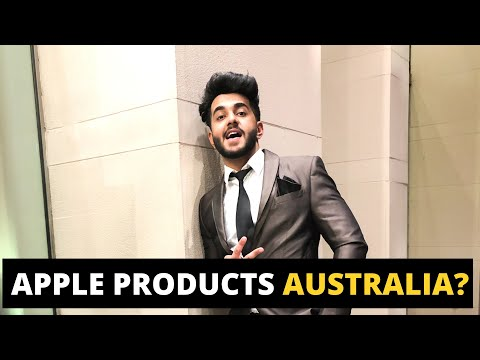 APPLE PRODUCTS PRICES IN AUSTRALIA | INDIANS IN SYDNEY