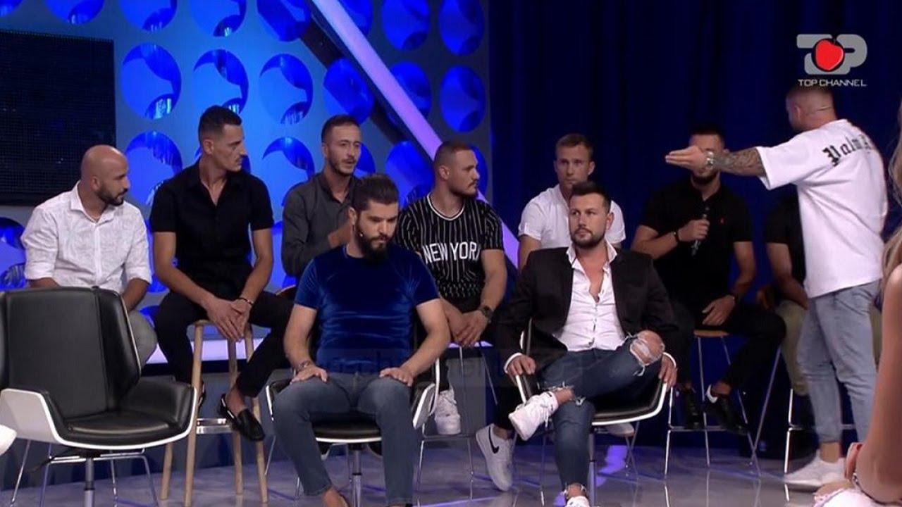 """Nuk pritej, incident në studio mes djemve ende pa mbaruar prezantimet """" Përputhen' - YouTube"""