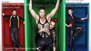 Scissor Sisters Greatest hits (2004-2014)