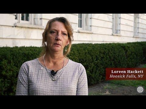 Loreen Hackett on PFOA Contamination in Hoosick Falls, NY