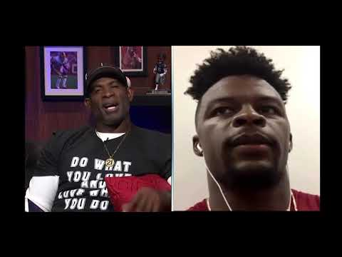 Chris Thompson Interview with Deion Sanders