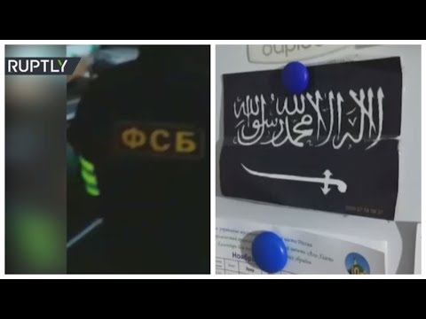 Suspected ISIS followers detained in Russia