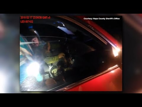 Body cam footage shows deadly shootout involving Napa County deputy