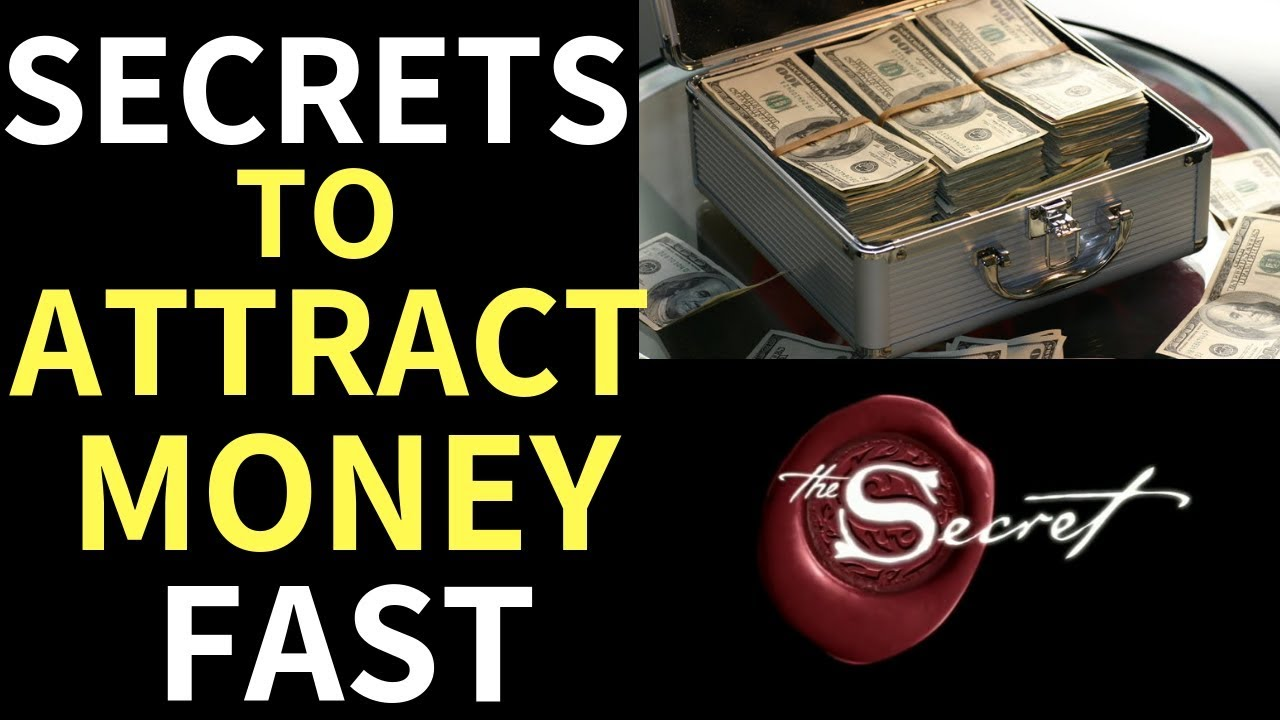 ATTRACT MONEY NOW What They DON'T Tell You About How To ...