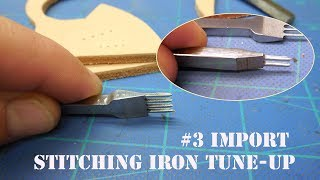 Import Stitching Iron tune-up