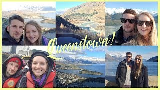 Queenstown travel vlog