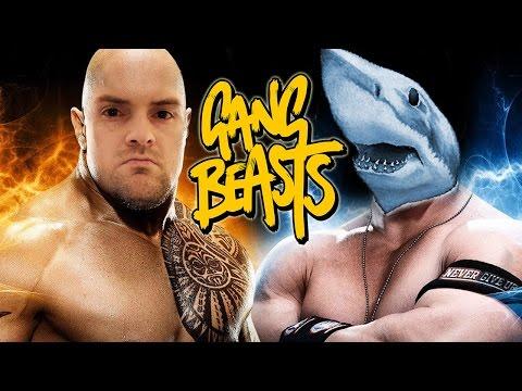 КОРОЛИ РИНГА ► Gang Beasts