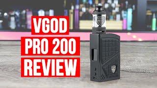 Vgod Pro 200 Kit Review ✌️