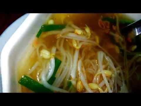 Asian Food - Having Breakfast At GBT Restaurant In Sihanoukville - Youtibe