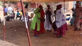 Les Balafonics en live à Bamako