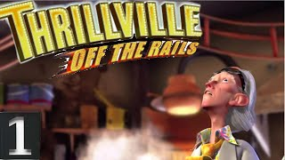 "Thrillville Off The Rails: Part 1 ""Getting Started"""