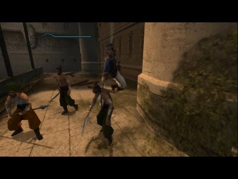 Dolphin Emulator 4 0 1 Prince Of Persia The Sands Of Time 1080p Hd Nintendo Gamecube Youtube